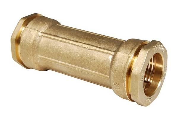 tube inox avec collerette