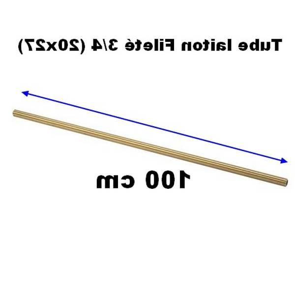 tube inox 76mm
