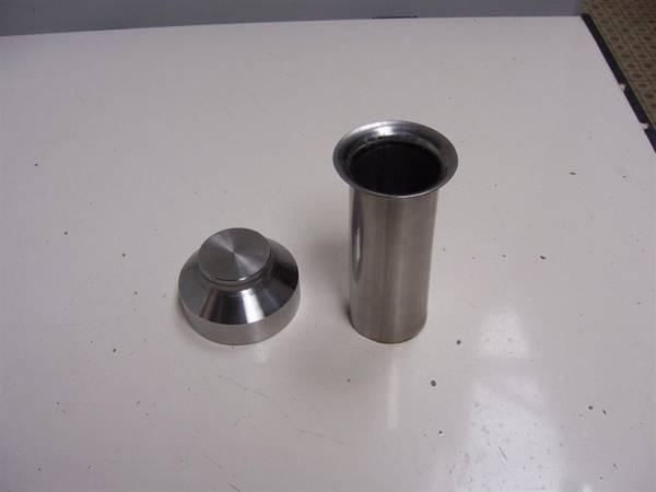 Pipe sèche Rastafarienne en métal Modèle Rasta 3